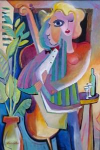 Base Romance Painting